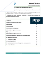 Manual Tecnico - Mecalor