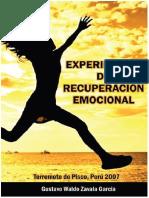 Libro - Experiencias de Recuperación Emocional - Segunda Edición al 110117