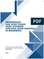 Menemukan Hak Atas Tanah Pada Standar HAM Di Indonesia