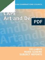 CAPE Arts and Design