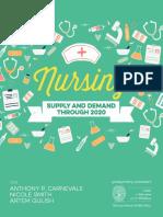 Nursing Supply Final