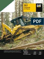 Arrastrador de troncos cat 517.pdf