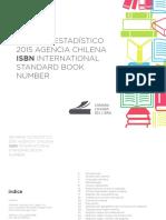 Informe Estadistico Isbn 2015 Ok