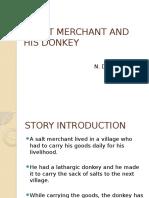 A Salt Merchant and His Donkey (1)