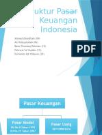 Struktur Pasar Keuangan Indonesia