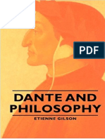 Dante and the Philosophy - Étienne Gilson