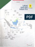 Lokasi Unit Pln