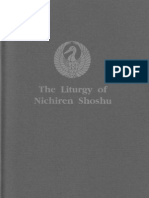 The Liturgy of Nichiren Shoshu