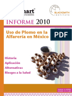 Informe alfareria2010
