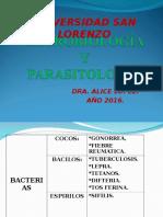 7. Bacilos; Tuberculosis - Lepra - Tétanos