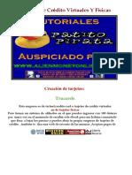 Crear Vcc - Tarjetas Virtuales y Fisicas