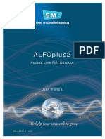 ALFOplus2 User Manual - Mn00356e