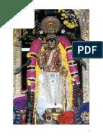 Srirangam Pasurams  in Kannada (srirangam - alwar  hyms in kannada)