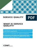 Service Quality