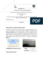 Geologia Informe 2 Lineas Costeras y Contaminación