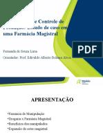 Apresentação TCC - Fernanda