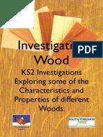 Wood Investigations