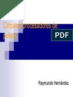 Circuitos Procesadores de Pulsos
