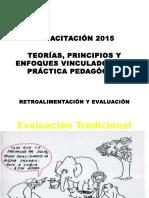 Retroalimentación y Evaluación