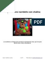 Cojin de reno navideño con chalina.pdf