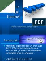 3. Historia2 Como Surgio El Internet