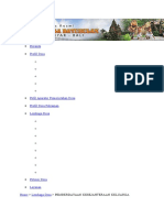 Contoh Profil PKK Desa Di Bali