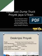 MPK Dump Truck