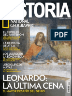 Historia National Geographic - Junio 2016