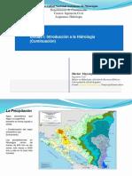 Presentación No.2 Hidrologia 2017