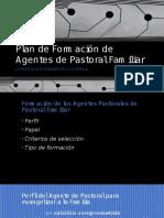 CDP FBPF Diseño Provincial de la Formación de Agentes de Pastoral Familiar