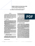 (1992)(Ieee) - Design and Implementation of a Robot Control System Using a Unified Hardware-Software Rapir-Prototyping Framework