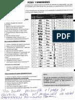 Requisitos Certificado Mtop Pesos y Dimensiones de Vehículos
