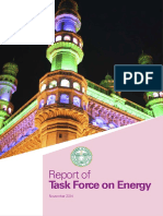 Report on Energy