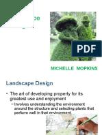 Rules and Regulation of Landscape Design