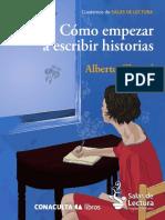 Cmo Empezar a Escribir Historias de Alberto Chimal