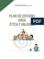 Plan de Area Etica Iecov