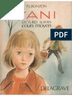 Bonzon, Yani, Lectures Suivies CM (1976)
