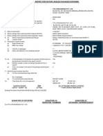 Examination Report Fcl