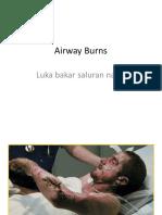 Airway Burns Bahasa Indonesia