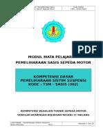 Modul 2 - Mmemperbaiki Sistem Suspensi