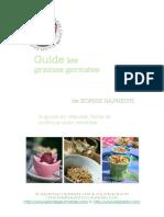 Guide Graines germées 2017 de Sérénité Gourmande