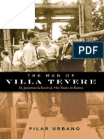 Man of Villa Tevere, The - Pilar Urbano