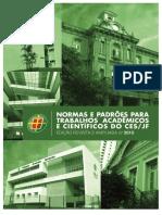 Manual de Normas Tecnicas 2015
