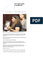 A Mãe Que Lutou Por 4 Anos Para Salvar o Assassino Da Filha Do Corredor Da Morte - BBC - UOL Notícias