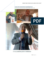Lucian G Costi Pledoarie Pentru Apărarea Limbii Române
