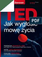 Donovan J. - TED. Jak Wygłosić Mowę Życia