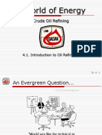 Chapter 4 - Crude Oil Refining