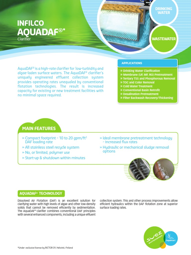 Aquadaf us infilco sewage treatment water management ccuart Image collections