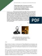Huet Carta a Don Pedro II