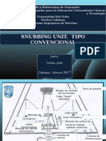 Snubbing Unit Tipo Convencional